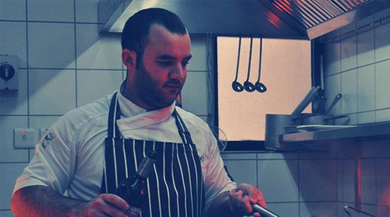 About Chef Matthew